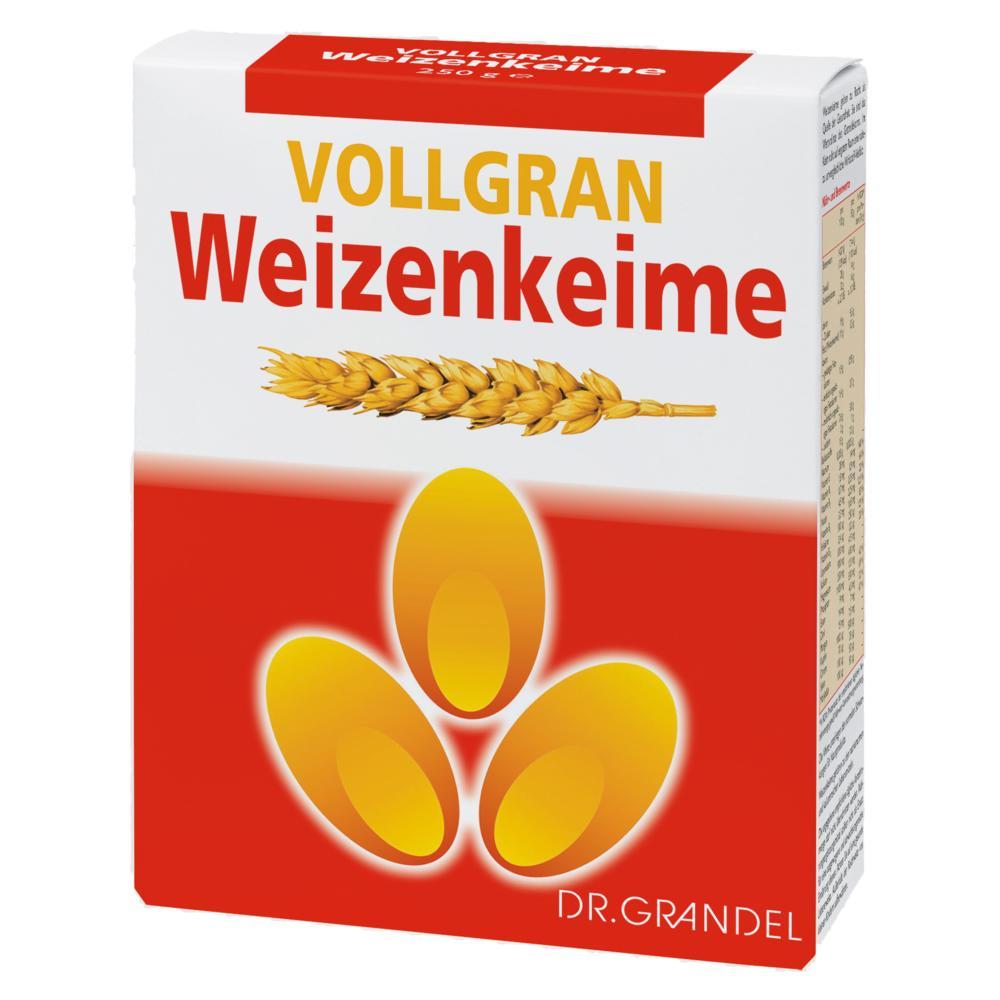 Dr. Grandel: Vollgran Weizenkeime - Weizenkeime Premiumqualität