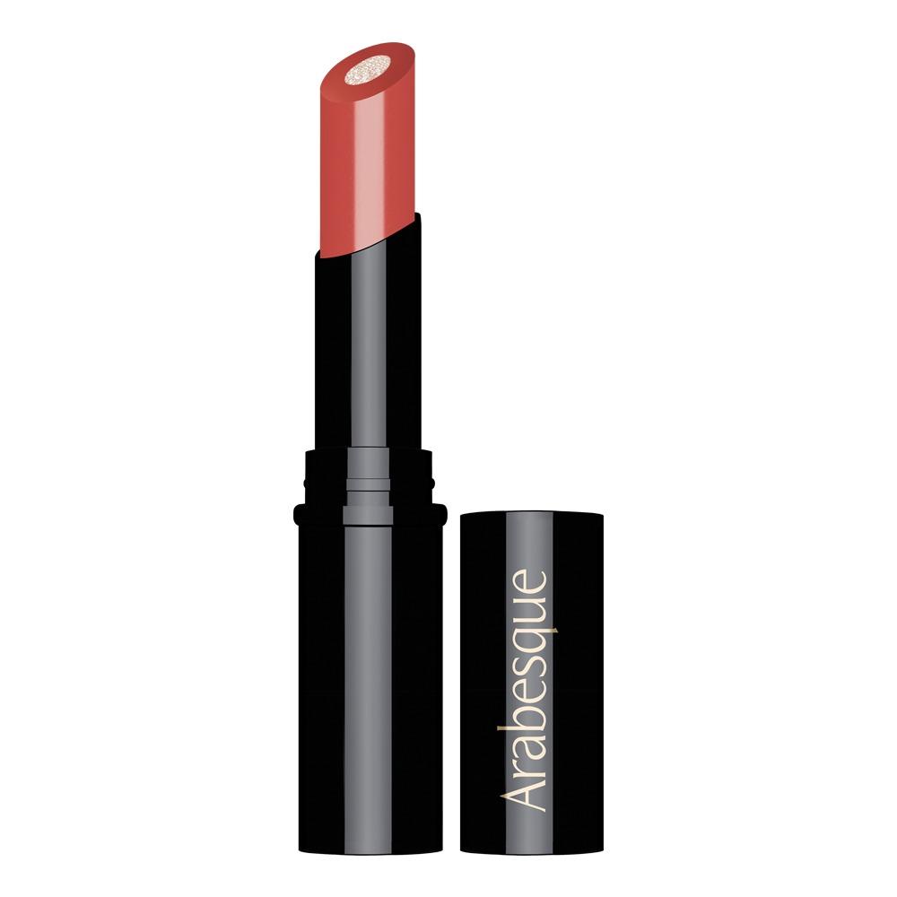Arabesque: Color & Glow Lipstick - Schimmer Lippenstift für gepflegte Lippen