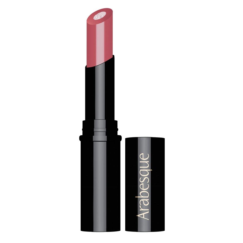 Arabesque: Color & Glow Lipstick - Pflegender Lippenstift mit brillantem Schimmerkern