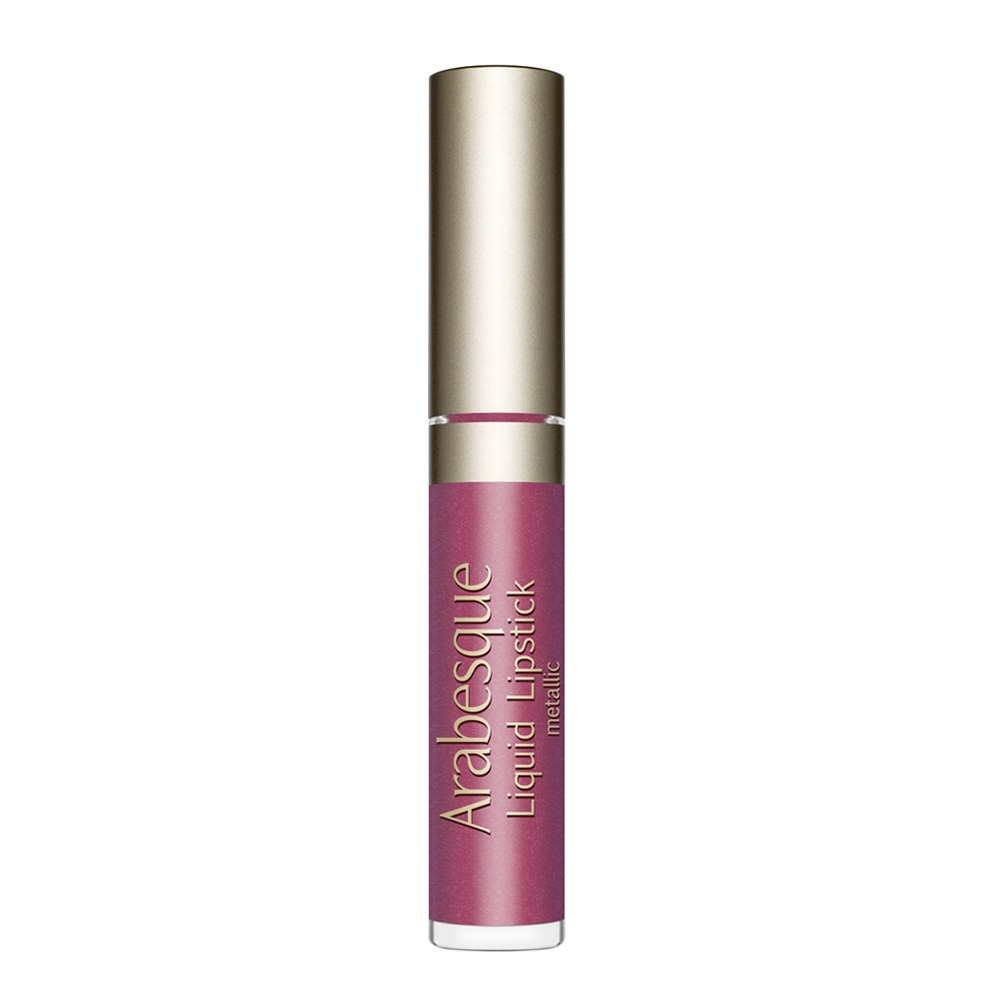 ARABESQUE: Liquid Lipstick metallic - Vloeibare lippenstift