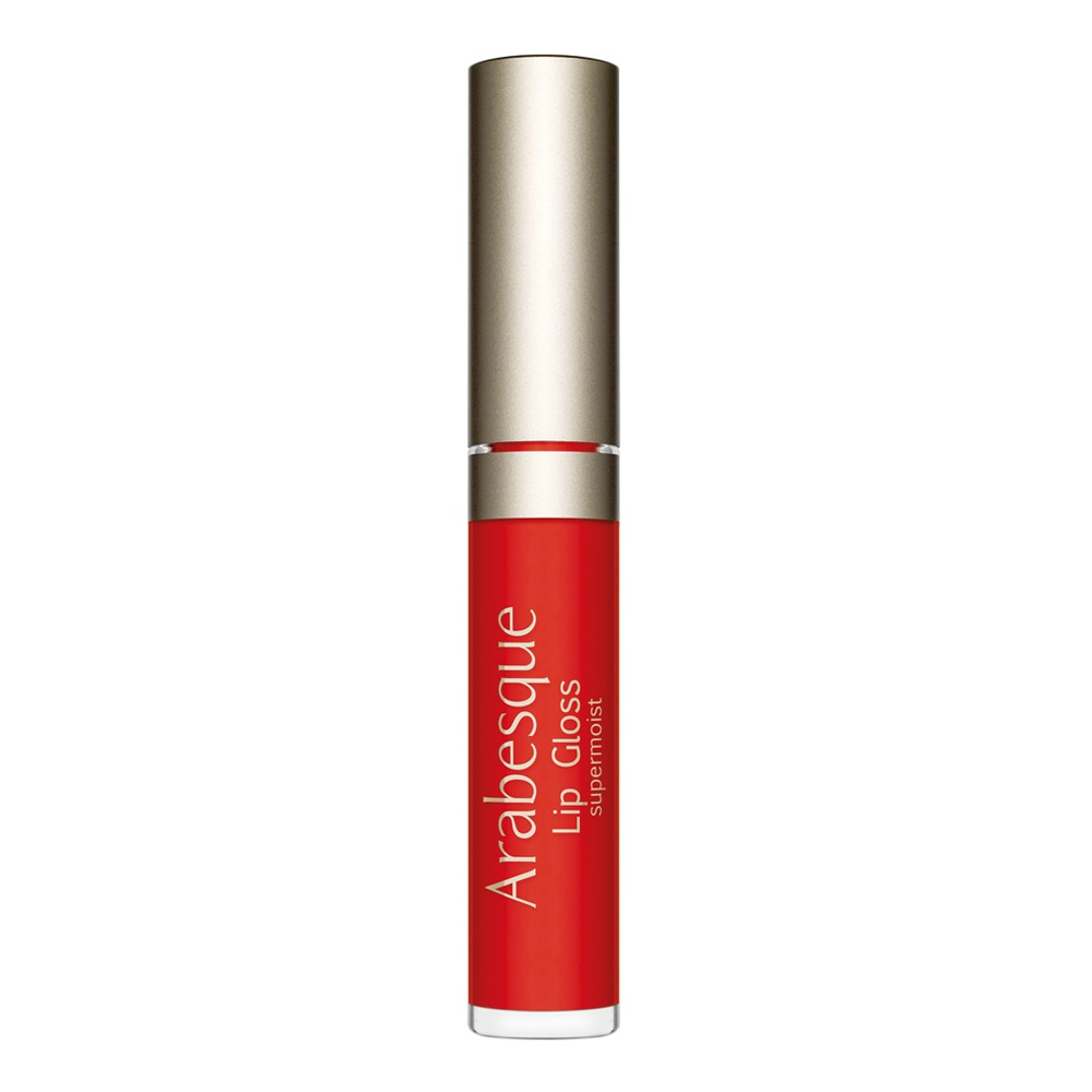 Arabesque: Lip Gloss supermoist - Farbiger Lip Gloss mit Hyaluron und SPF 10