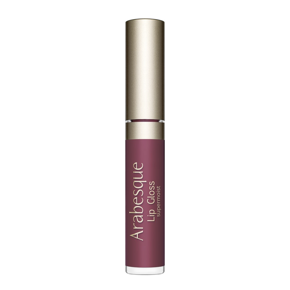 Arabesque: Lip Gloss supermoist - Pflegender Lip Gloss mit Hyaluron