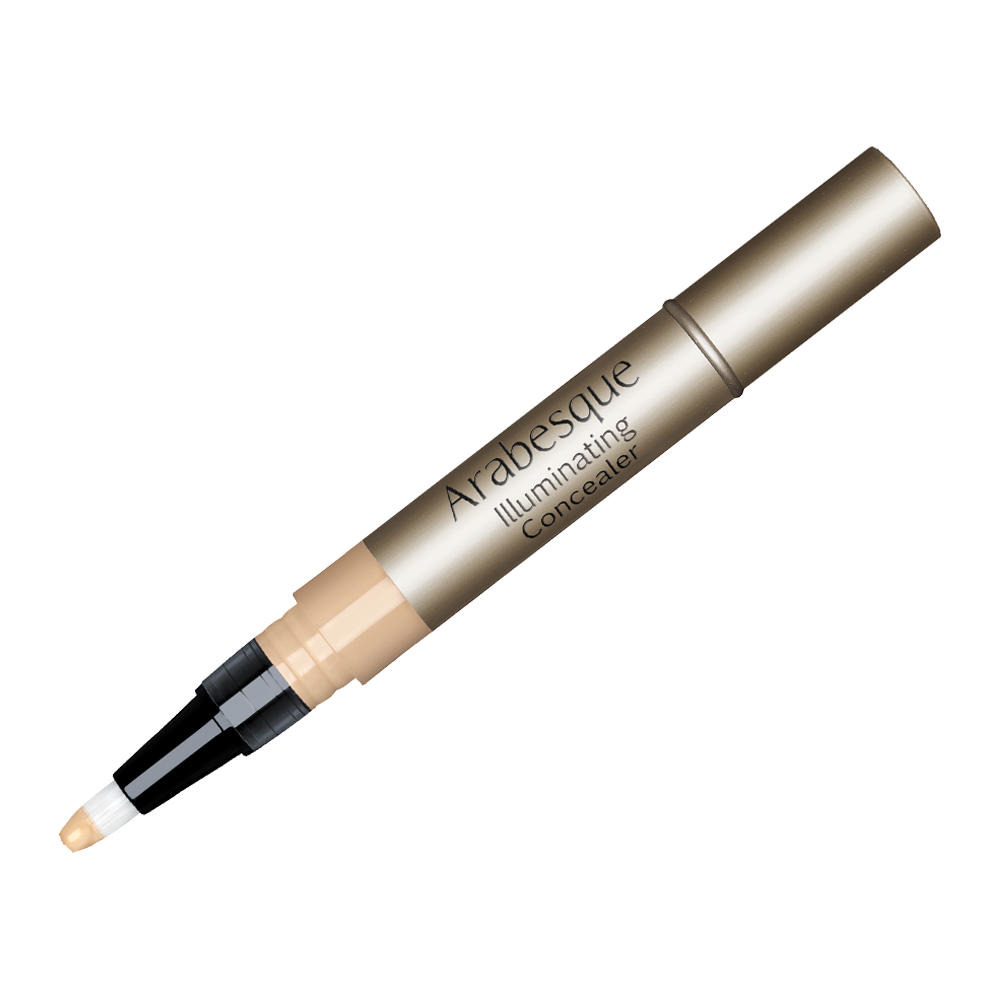 Arabesque: Illuminating Concealer  - Light-reflecting cover cream
