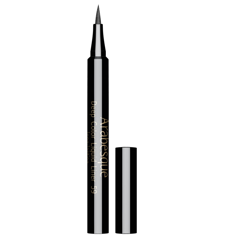 Arabesque: Deep Color Liquid Liner - Langhaftender Filz Eyeliner