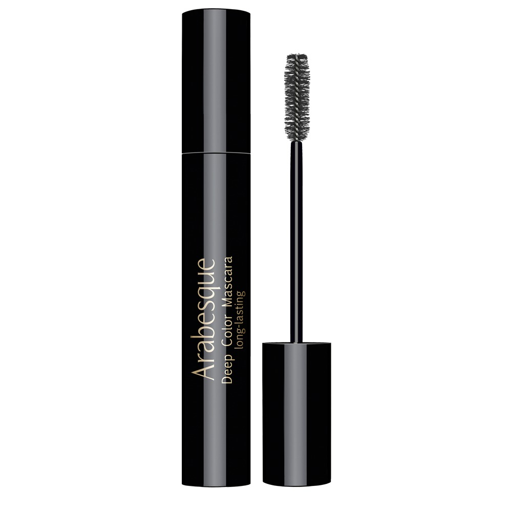 Arabesque: Deep Color Mascara - Farbige Wimperntusche - longlasting