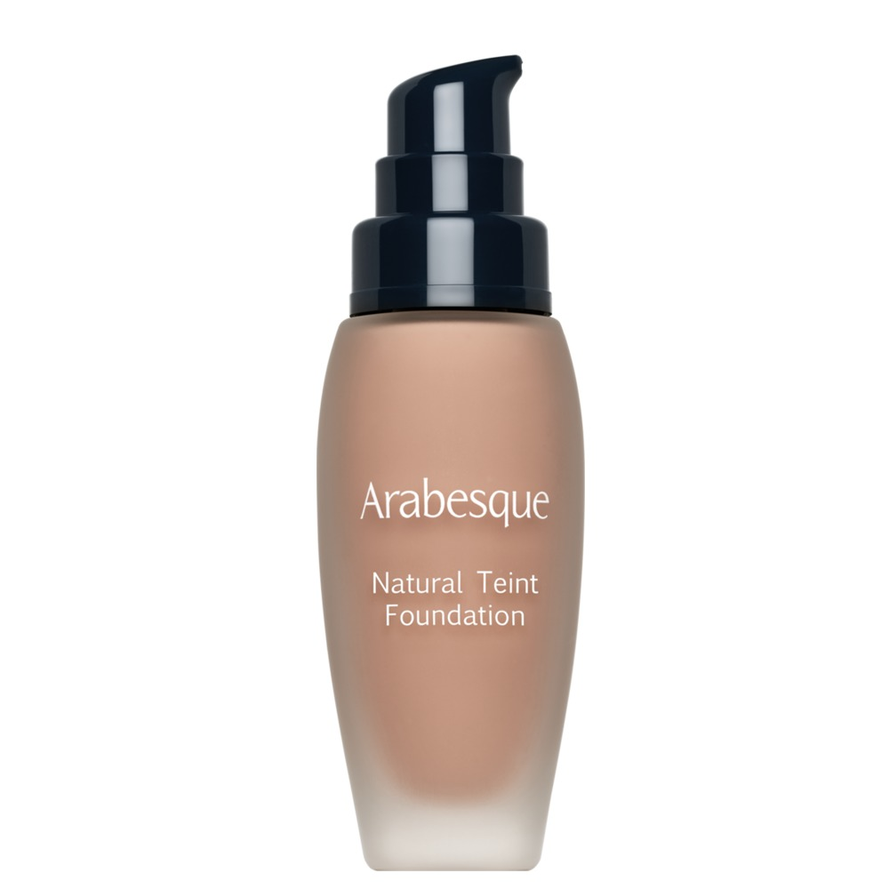Arabesque: Natural Teint Foundation - Leichtes Make-up mit Hyaluron