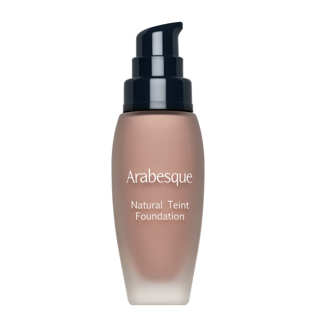 Arabesque: Natural Teint Foundation - Leichtes Fluid-Make-up