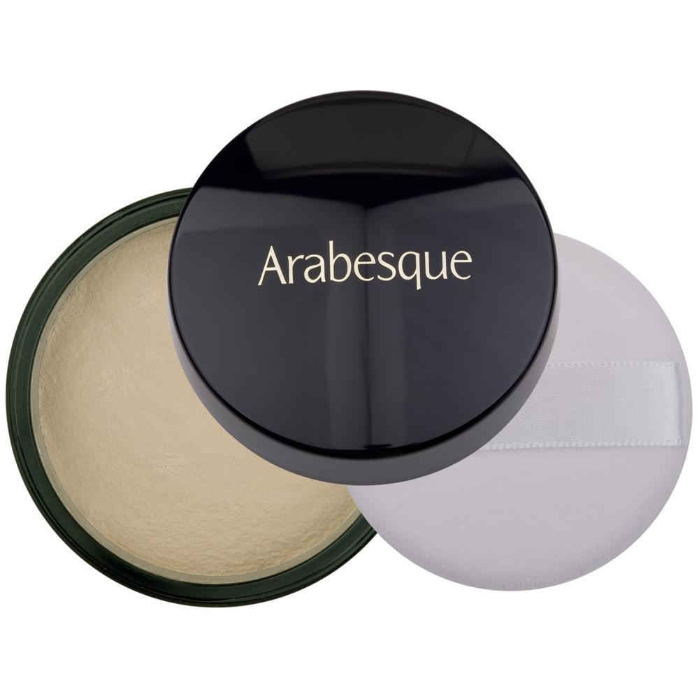 ARABESQUE: Loose Powder - Loose, lightly glowing powder