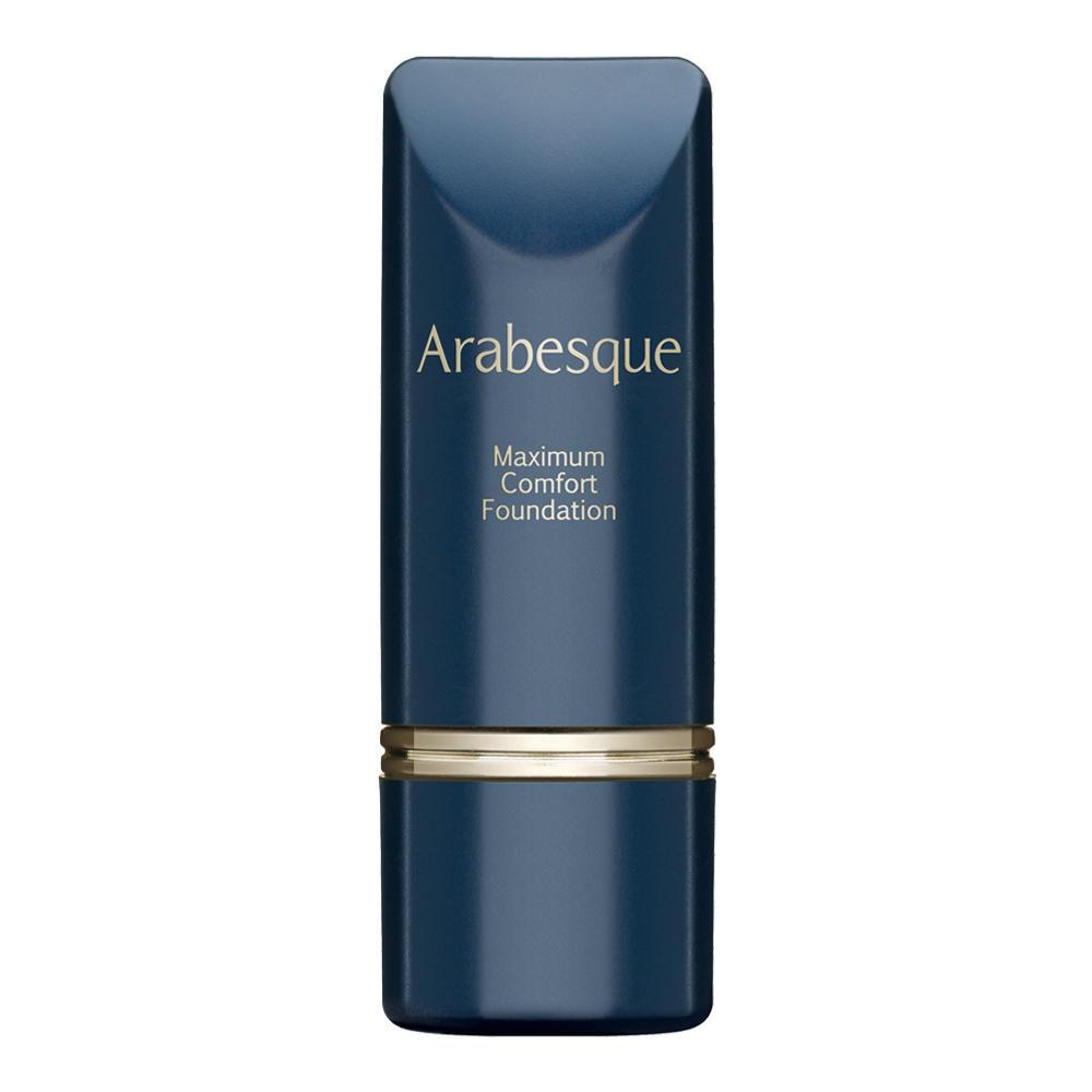 Arabesque: Maximum Comfort Foundation - Luxuriöses, samtiges Creme Make-up
