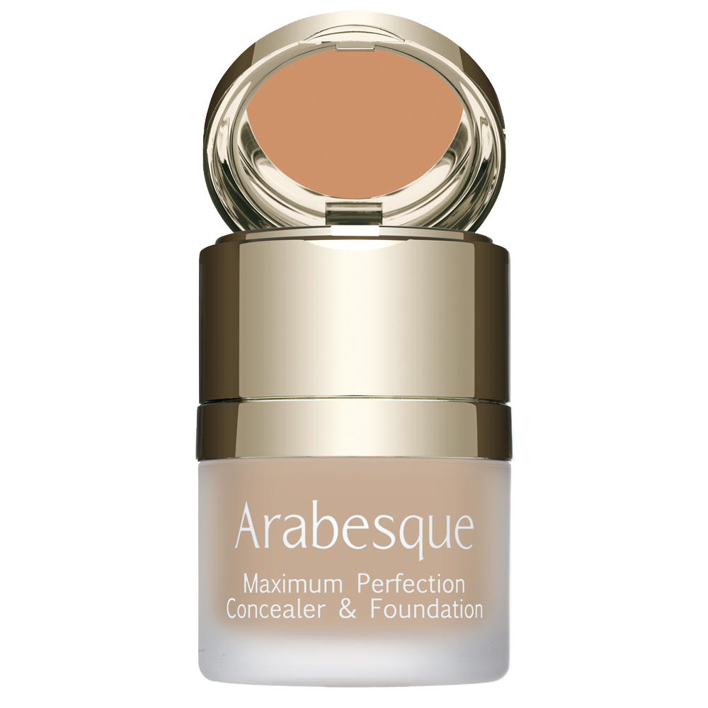 Arabesque: Maximum Perfection Concealer & Foundation - Concealer & Foundation