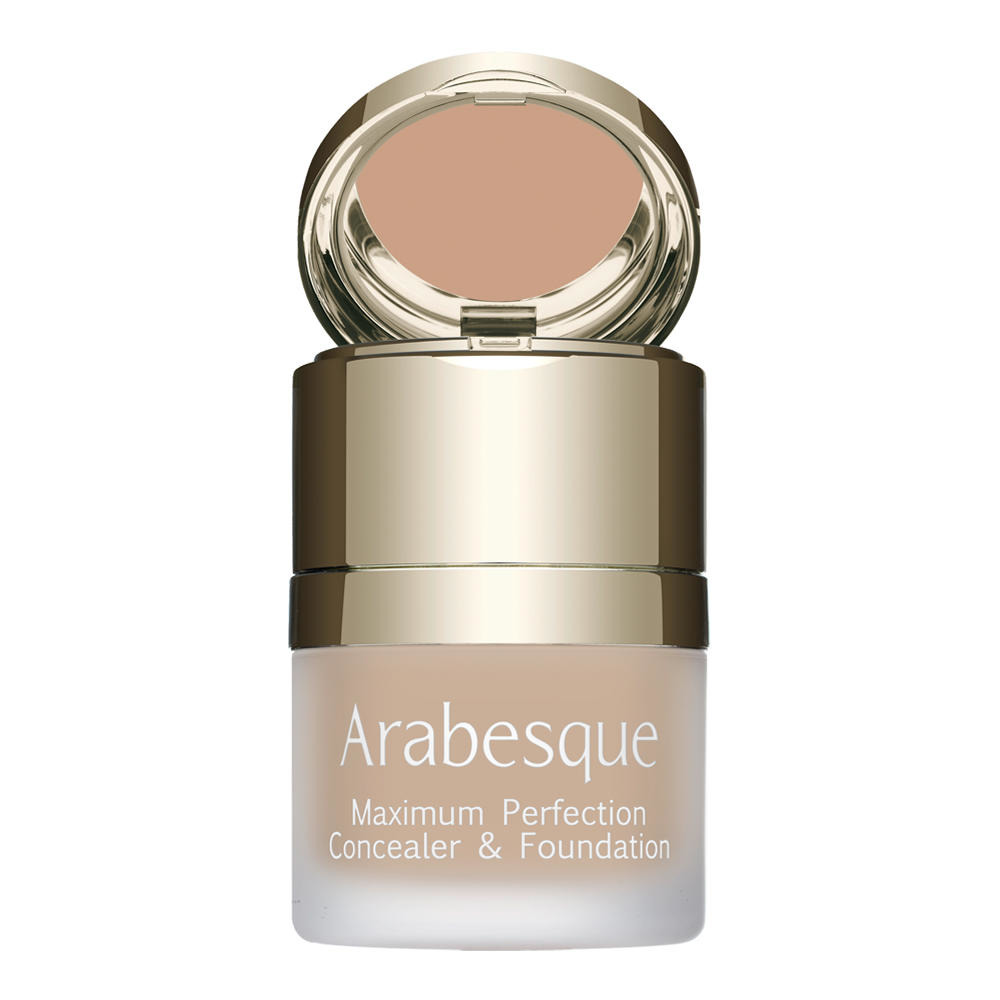 ARABESQUE: Maximum Perfection - Concealer & liquid foundation