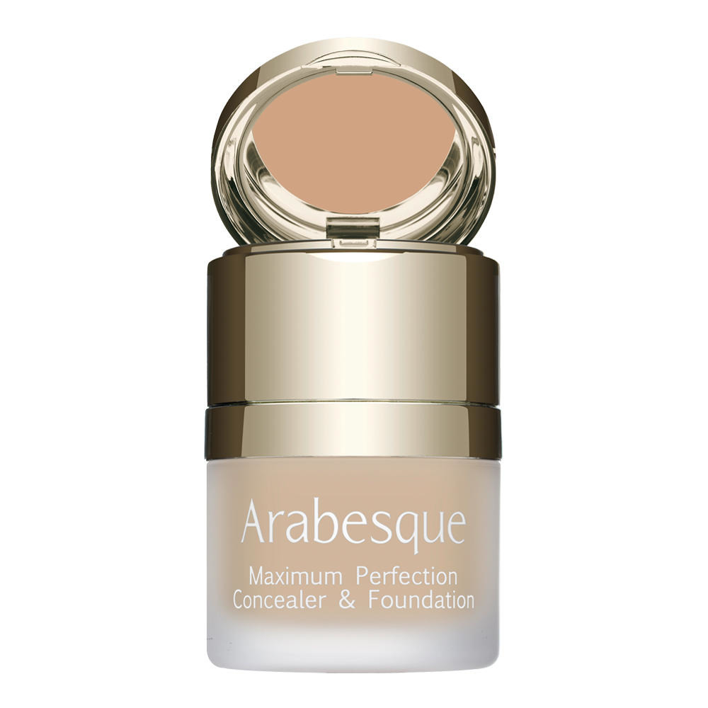 Arabesque: Maximum Perfection - Concealer & Foundation