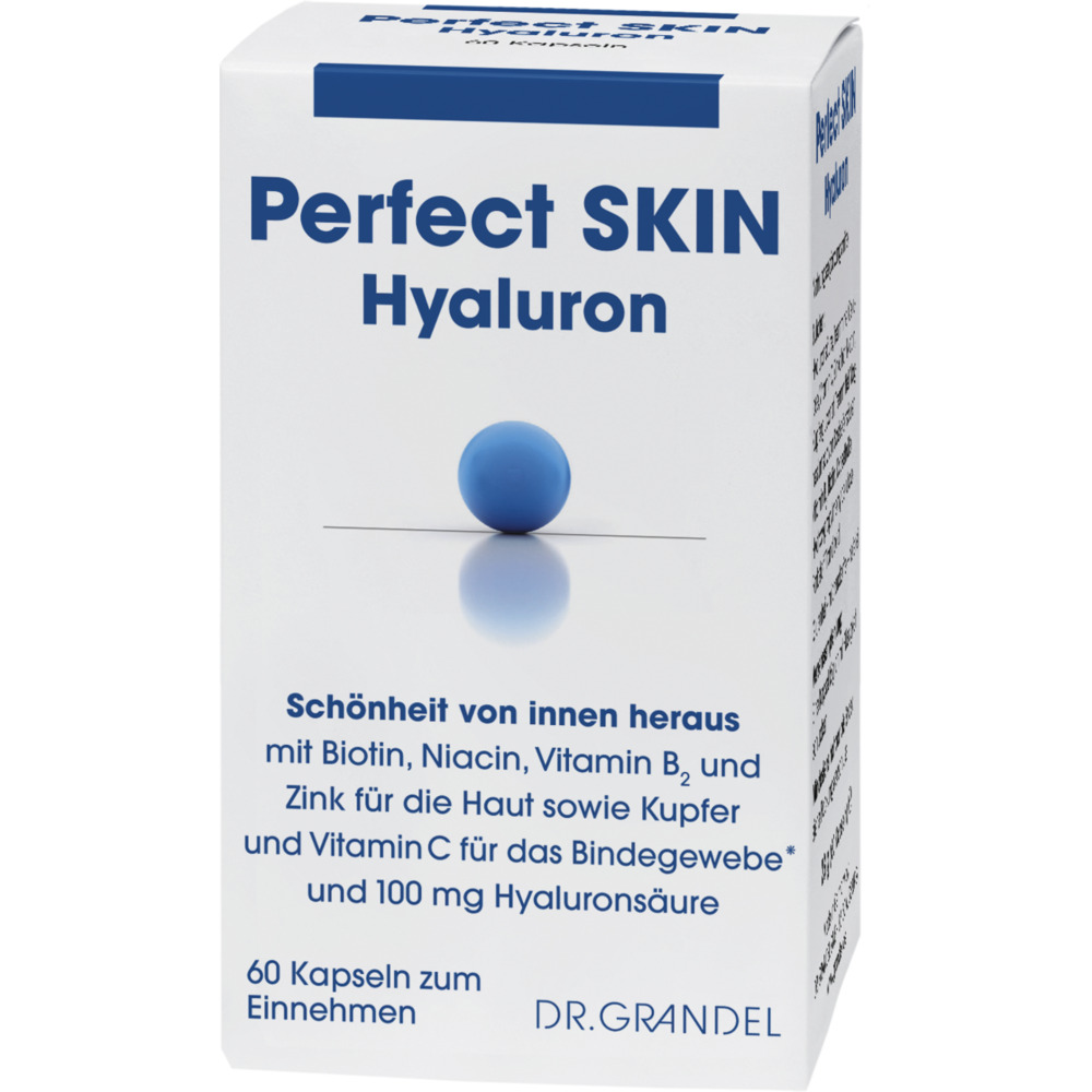 DR. GRANDEL: Perfect SKIN Hyaluron - Beauty from the inside out