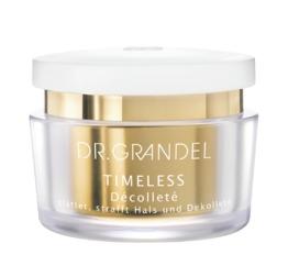 TIMELESS DR.GRANDEL Perfect Décolleté Décolleté and neck cream