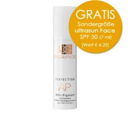 Specials DR. GRANDEL Perfection AP Anti-Pigment Concentrate Aufhellendes Anti-Pigment-Konzentrat