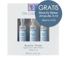 WIRKSTOFF-AMPULLEN DR. GRANDEL Beauty Sleep Ampulle regeneriert über Nacht