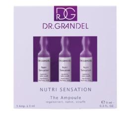 Nutri Sensation DR. GRANDEL Nutri Sensation The Ampoule Regenerating, nourishing, firming ampoule