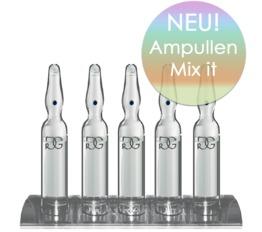 Ampullen Mix it Ampullen-Mini-Bar nach Wunsch selbst befüllen!