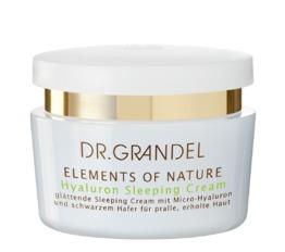 Elements of Nature DR. GRANDEL Hyaluron Sleeping Cream Smoothing Sleeping Cream