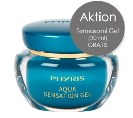 Hydro Active PHYRIS Aqua Sensation Gel Feuchtigkeit spendendes Gel