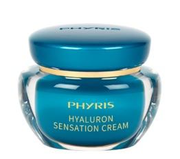 Hydro Active PHYRIS Hyaluron Sensation Cream Glättet und spendet langanhaltend Feuchtigkeit