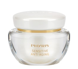 Sensitive PHYRIS Sensitive Anti Aging Reduziert Linien und Fältchen sensibler Haut