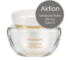 Sensitive PHYRIS Sensitive Anti Aging Reduzierung von Fältchen bei sensibler Haut