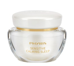 Sensitive PHYRIS Sensitive Calming Sleep Beruhigt und regeneriert sensible Haut über Nacht