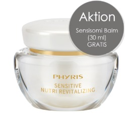 Sensitive PHYRIS Sensitive Nutri Revitalizing Nährende Pflege zur Regeneration sensibler Haut