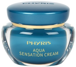 HYDRO ACTIVE PHYRIS Aqua Sensation Cream Moisturizes intensively