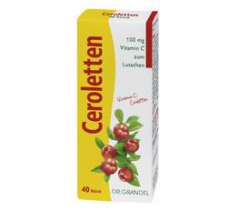 Vitamine & Bioflavonoide DR. GRANDEL Ceroletten Abwehrstark