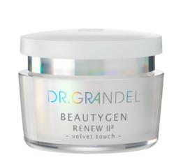 Beautygen DR. GRANDEL Renew II velvet touch Gesichtspflege für eine strahlend schöne Haut