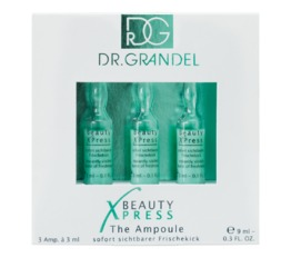 Beauty X Press DR. GRANDEL The Ampoule Smoothing and energizing ampoule