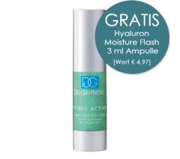 HYDRO ACTIVE DR. GRANDEL Eye Contour Gel Feuchtigkeitsgel mit Hyaluron