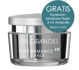 Performance 3D DR. GRANDEL Perfomance 3D Face Luxuriöse High-Tech-Pflege - Anti-Aging