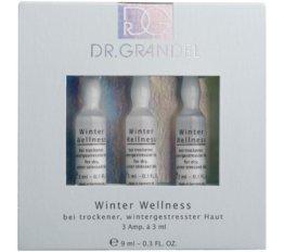AKTIONEN DR. GRANDEL Winter Wellness Ampulle Ausgleichend und beruhigend
