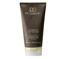ELEMENTS OF NATURE DR. GRANDEL Body Cream Silky body care
