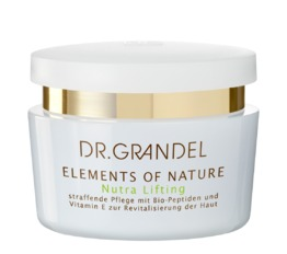 ELEMENTS OF NATURE DR. GRANDEL Nutra Lifting Straffende Pflegecreme für festere Konturen