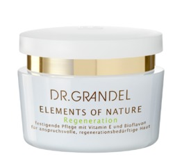 ELEMENTS OF NATURE DR. GRANDEL Regeneration Pflege zur Regeneration anspruchsvoller Haut