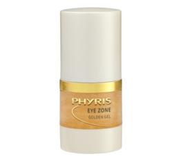 EYE ZONE PHYRIS Golden Gel Smoothing eye gel for intensive moisture