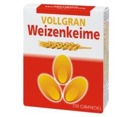 Wheat Germ & Dietary Fibre DR. GRANDEL VOLLGRAN Wheat Germ Wheat germs