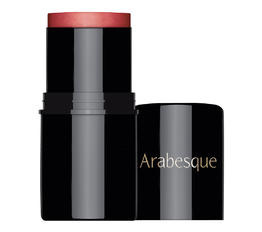 Modelling & Accentuating ARABESQUE Creamy Rouge Cheeks & Lips