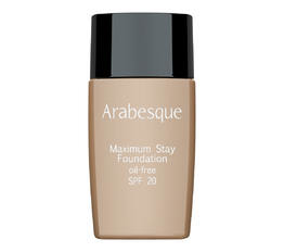 Grundieren ARABESQUE Maximum Stay Foundation Langhaftendes, ölfreies Make-up mit SPF20