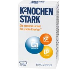 Mineralstoffe & Spurenelemente DR. GRANDEL K²NOCHENSTARK Die moderne Formel für stabile Knochen