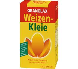 Weizenkeime und Ballaststoffe DR. GRANDEL GRANOLAX Weizenkleie Reguliert die Verdauung auf natürliche Weise