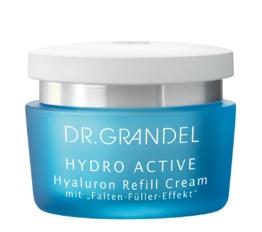 HYDRO ACTIVE DR. GRANDEL Hyaluron Refill Cream Feuchtigkeitspflege