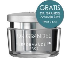 Performance 3D DR. GRANDEL Perfomance 3D Face Luxuriöse High-Tech-Pflege - Anti-Aging