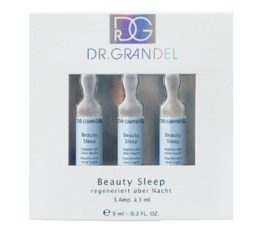 ACTIVE CONCENTRATE AMPOULES DR. GRANDEL Beauty Sleep Ampoule Regenerates over night