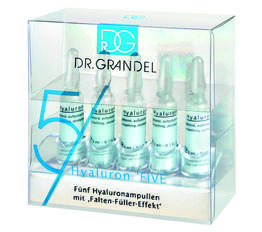 dr grandel active concentrated ingredients in ampoules. Black Bedroom Furniture Sets. Home Design Ideas