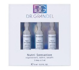 WIRKSTOFF-AMPULLEN DR. GRANDEL Nutri Sensation Ampulle Regenerierende, nährende und straffende Ampulle